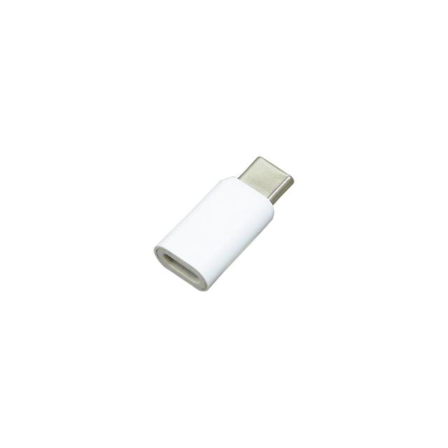 Type-C / microUSB対応 変換コネクタ USB2.0 3A